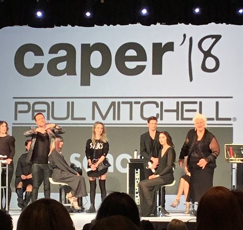Paul Mitchell The School Caper Event with over 3,000
