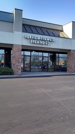 Centerville, OH: Heavier Than Air Brewing Co.