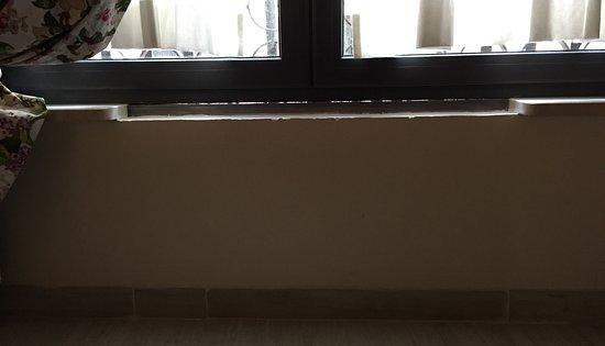 """Hotel Della Signoria: finestra """"al incirca"""""""