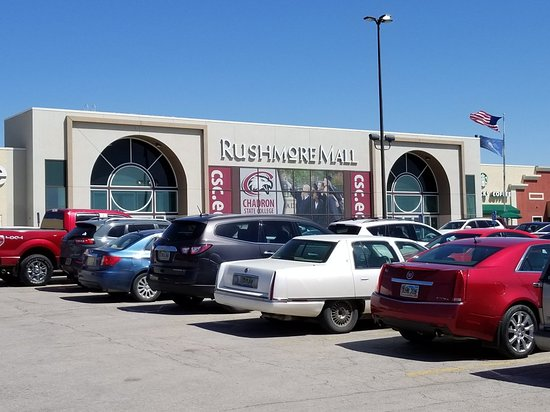 ‪Rushmore Mall‬