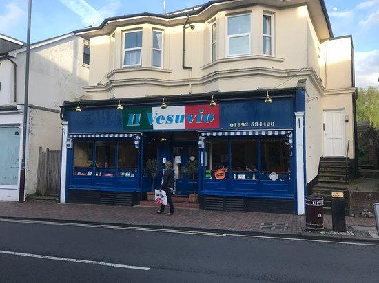 Camden Road Tunbridge Wells Restaurants