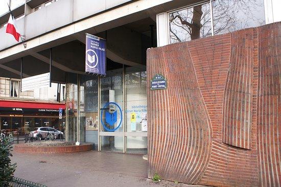 Bibliothèque Rainer Maria Rilke