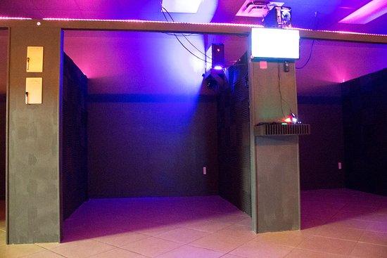 The Wormhole Virtual Reality Arcade