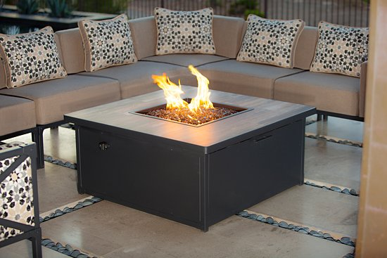 Gas Fire Pits Made In California Picture Of Daylight Home