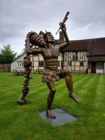 Eckington, UK: Eckington Manor