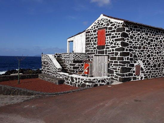 Centro de Interpretacao da Paisagem da Cultura da Vinha da Ilha do Pico
