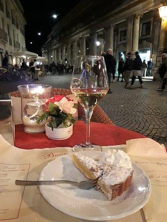 Torta Della Nonna Picture Of Caffe Al Teatro Verona Tripadvisor