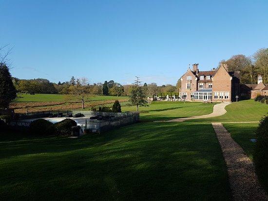 Burley Manor Mini-Break