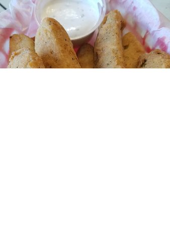 Fried Dill Pickels