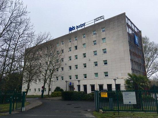 Hotel Ibis Budget Bordeaux Aeroport Merignac France