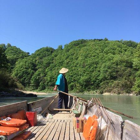 Tenryu Rhein Boat Tour