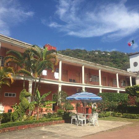 Pahuatlan, Mexico: Lugar pequeño para visitar muy rápido, lo mejor es el mirador de Atila.