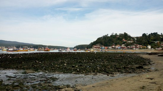 Playa Coliumo