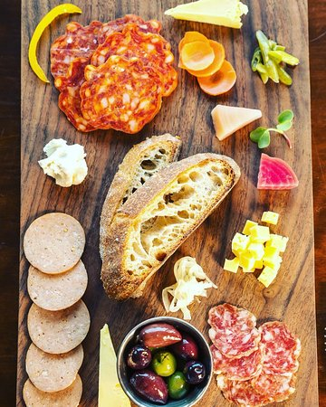 Wheeler, OR: Pacific Northwest Charcuterie Board