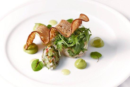 The Landmark London: Restaurant