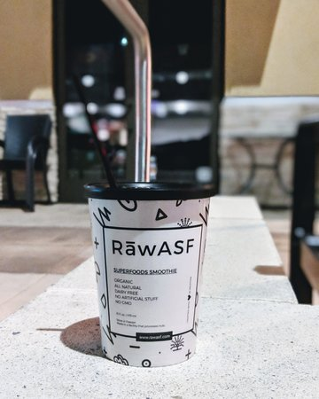 RawASF: Wherever you go, nutrients will always be needed.