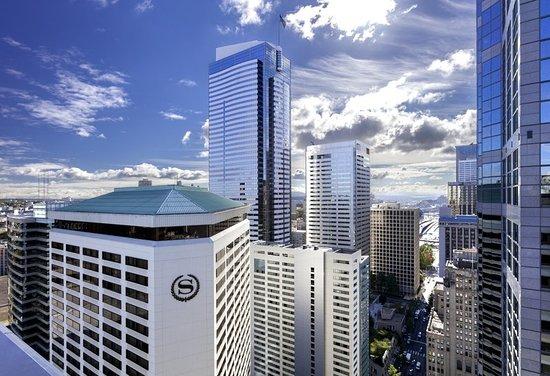 Best Starwood Hotel In Seattle So Far Review Of Sheraton Wa Tripadvisor