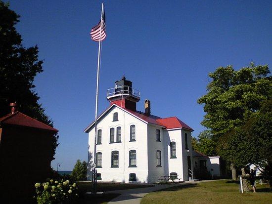 Grand Traverse County, MI: Grand Traverse Lighthouse, 2017