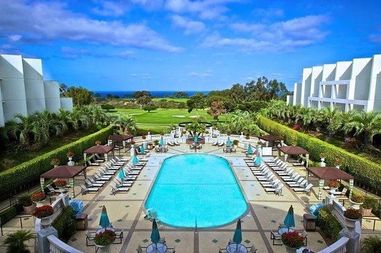 Perfect Hiking location - Review of Hilton La Jolla Torrey Pines, La ...