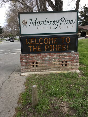 Monterey Pines Golf Course