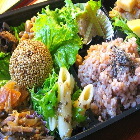 無添加ヘルシー弁当 Vegan , Macrobiotic , Vegetarians , Restaurant TAKANO マクロビ ベジ ビーガン完全対応レストラン