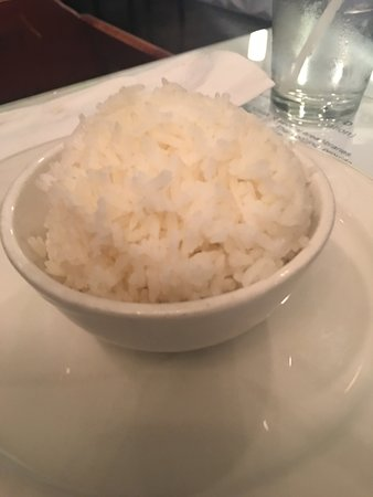 Thai Basil Restaurant: Rice