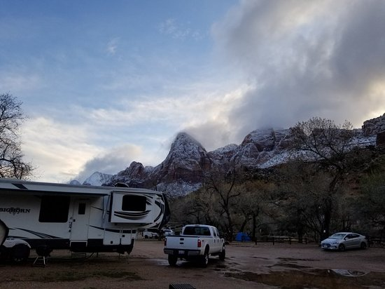 Zion Canyon Campground: 20180318_080830_large.jpg