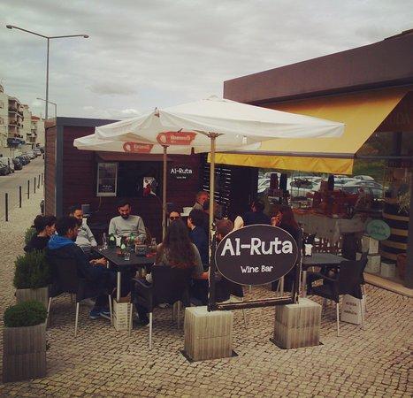Al-Ruta Wine Bar