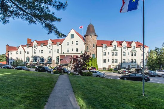 Digby Pines Golf Resort & Spa: Exterior