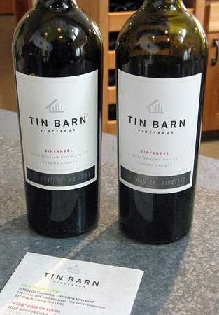 Tin Barn Vineyards