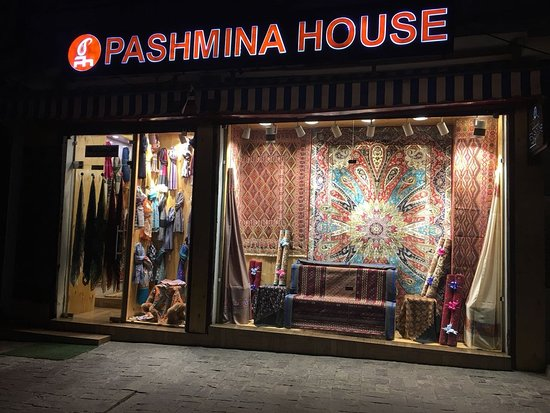 Pashmina House