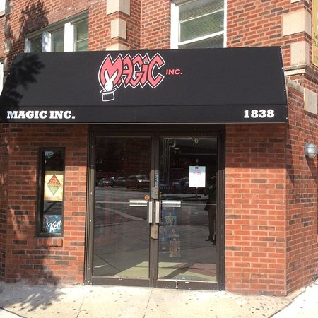 ‪Magic, Inc.‬