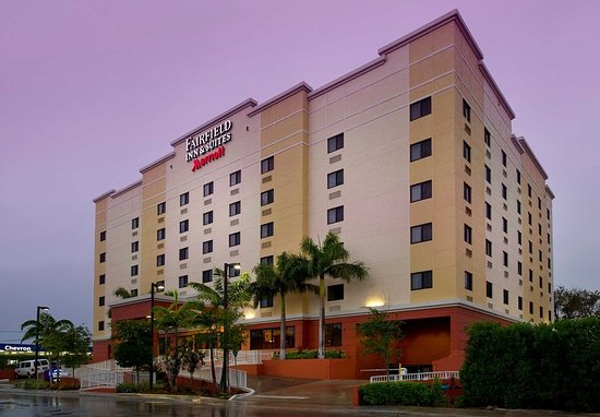 Fairfield Inn & Suites Miami Airport South Hotel