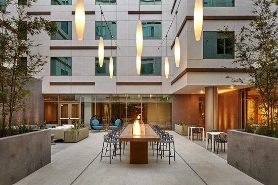 Hilton Garden Inn San Diego Downtown Bayside Californien Hotel Anmeldelser Sammenligning