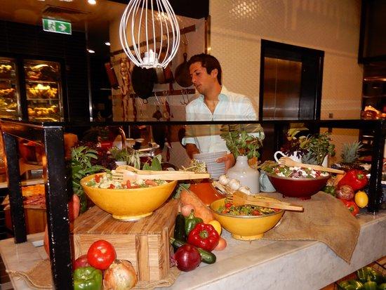 Bazaar Restaurant Review Gold Coast