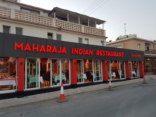 Maharaja Indian Restaurant Paphos Menu Prices