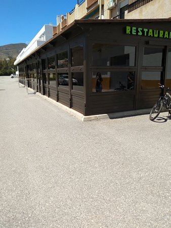 Lujar, Spain: Restaurante Lecrin