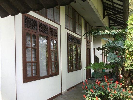 GG House - Happy Valley: Heerlijk plekje; oase van rust