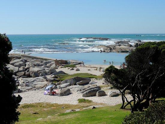 Camps Bay, Sudáfrica: Camp´s Bay Beach