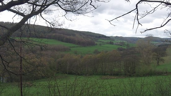 Hawnby, UK: the views