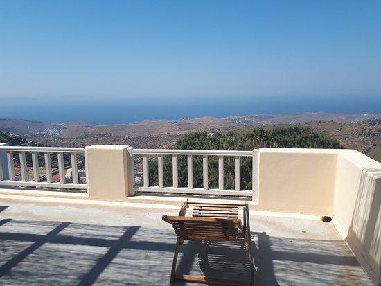 Ioulis, Hellas: Sea view