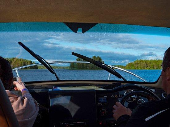 Kalevala, Rússia: Экскурсия Вокнаволок-Кормило