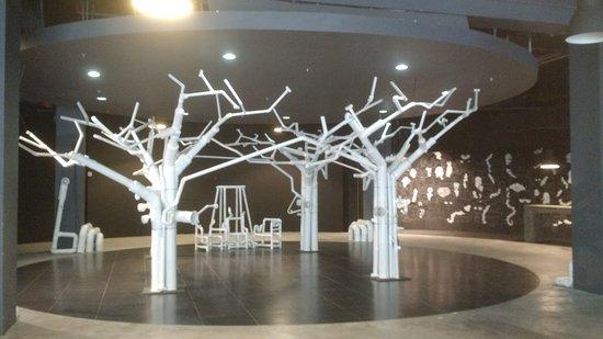 Mall of Medini: Art installation
