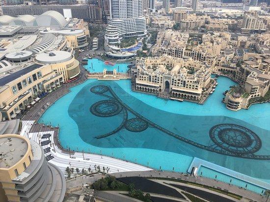 Armani Hotel Dubai : View from 3909