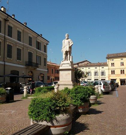 """Monumento ad Antonio Allegri detto """"Il Correggio"""""""