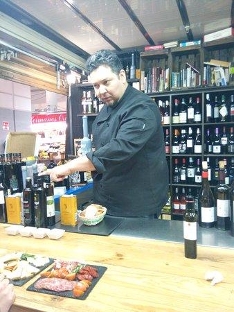 Urban Adventures: Tapas & Olive Oil Tasting at Cebada Market