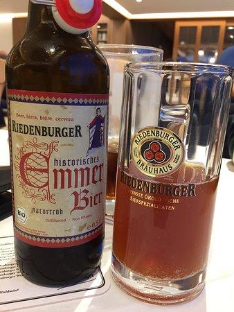 Essing, Tyskland: Emmer Bier