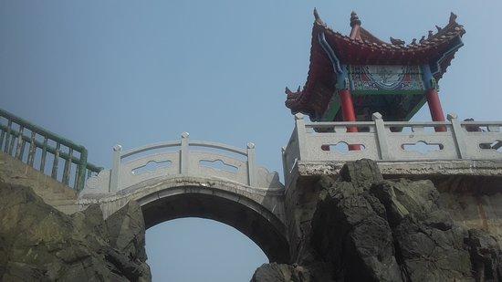 Donggang, China: Pavillion