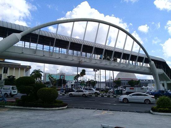 Ong Tiong Oh Pedestrian Bridge