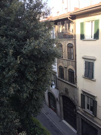 Residenza Fiorentina: View from room 209
